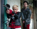 Hannah Spearritt and Andrew Lee Potts, Primeval...